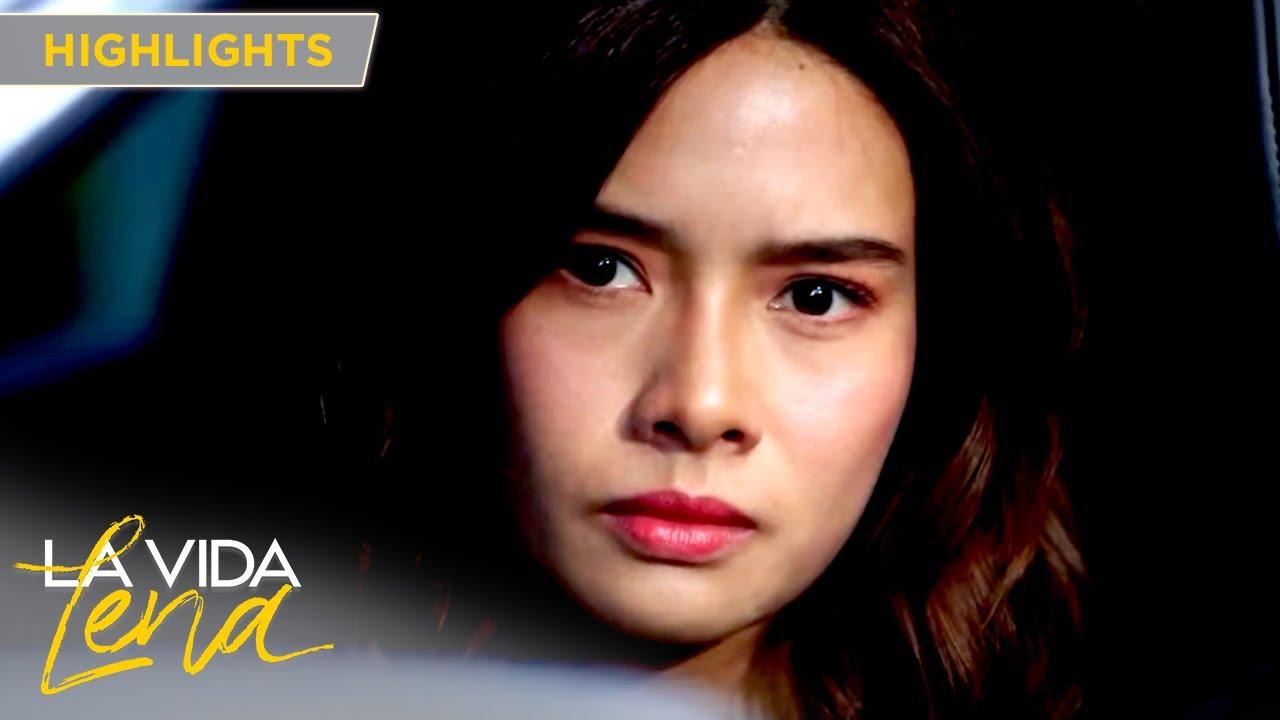 Magda sneaks to see the Narciso family | La Vida Lena