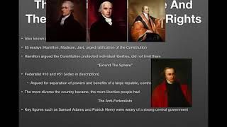 APUSH Review: Give Me Liberty, Chapter 7