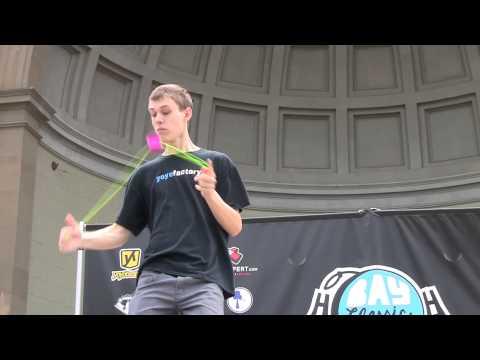 2014 BAC Yo-Yo Championships - 1A - 15th - Clint Armstrong