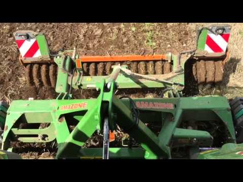 Disc harrow testing marathon