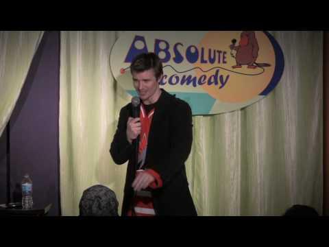 Mark Bennett Comedian
