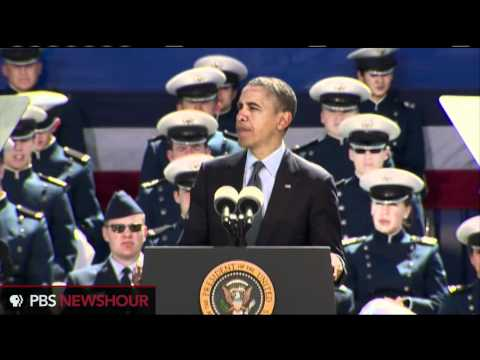 Watch President Obama Deliver Commencement Address to U.S. Air Force Academy