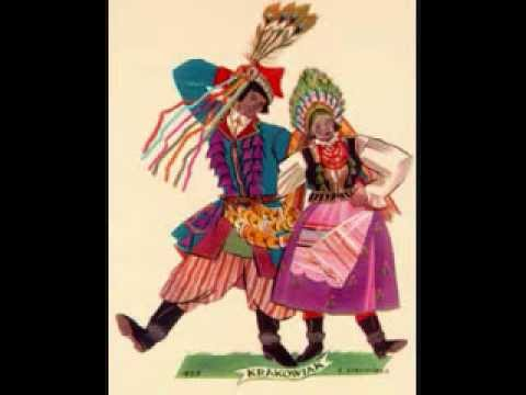 Krakowiak (Polish Polka) -- Played by Eero Richmond, accordion