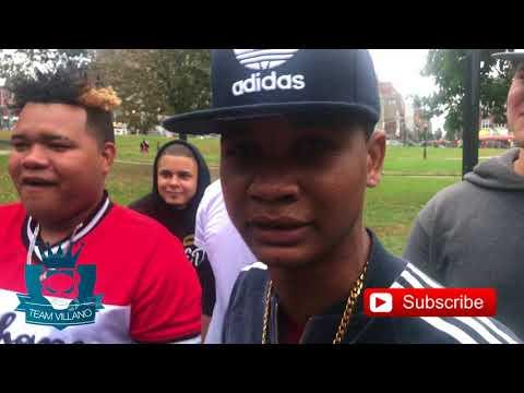 alex rap vs cibernetico   freestyle devoe park  BRONX NYC