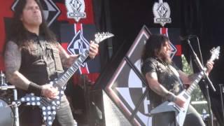 Machine Head Pics + Setlist Mayhem Festival 2013 - Auburn WA, July 3rd 2013