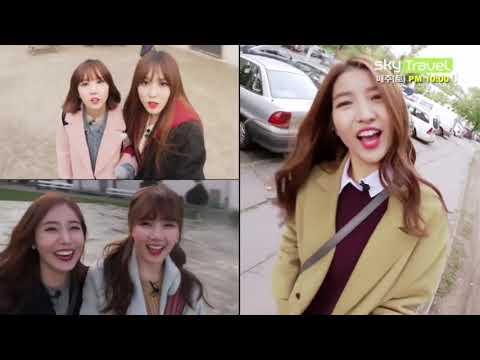[MV] GFRIEND – Compass (Travel In Europe) (The Fever Season Series: Part 1)