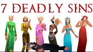 7 Deadly Sins (WoW machinima)