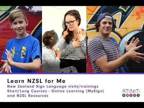 Learn NZSL with Merge NZ!