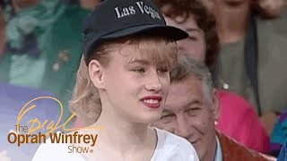 Will This Teen Trade In Her Baggy Clothes for a New Look? | The Oprah Winfrey Show | OWN