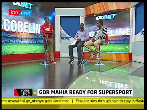 Scoreline: Gor Mahia ready for Supersport United in the Caf Confederations play-off match