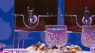 المشروبات الرمضانية - ديما حجاوي وسهى الزول