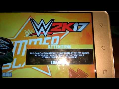 WN - how to download wwe 2k18 for android wr3d mod made by