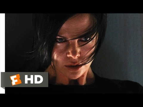 Aeon Flux (8/10) Movie CLIP - Leap of Faith (2005) HD