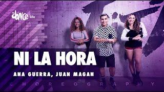 Ni La Hora - Ana Guerra, Juan Magan | FitDance Life (Coreografía) Dance Video