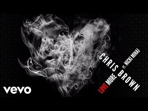 Chris Brown  Love More Audio ft Nicki Minaj