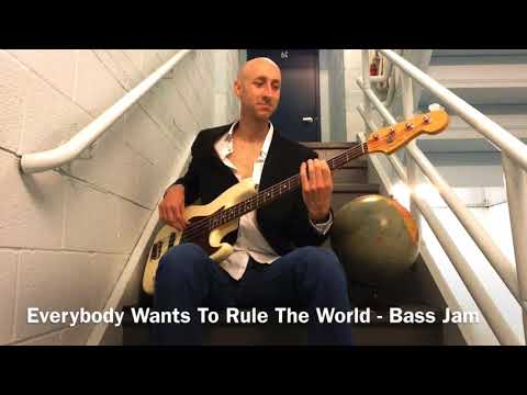 Tears For Fears - Everybody Wants To Rule The World - Bass