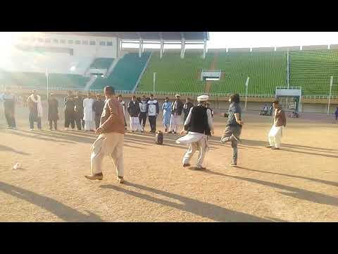 Pushto attan at sports complex Islamabad