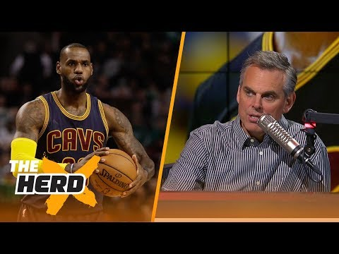 Best of The Herd with Colin Cowherd on FS1 | August 8th, 2017 | THE HERD