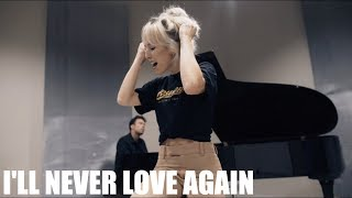 I'LL NEVER LOVE AGAIN (A Star Is Born) - Lady Gaga (Kimberly Fransens Cover) Video