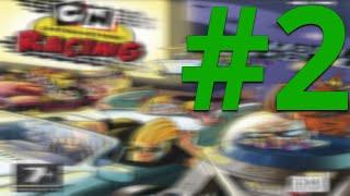 Cartoon Network Racing - Kuh und Huhn-Turnier (PCSX2 - 60fps) (PT-BR)