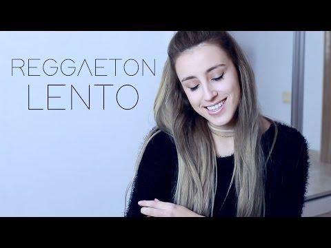 CNCO - Reggaetón Lento (Bailemos) - Xandra Garsem Cover