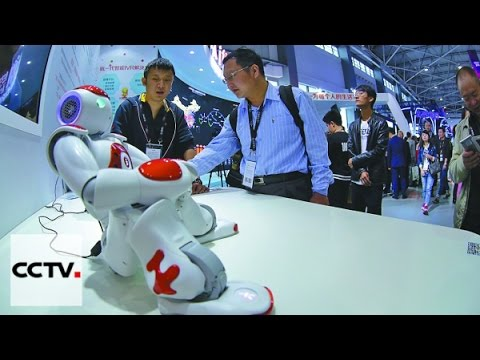 Cutting-edge technology in China's Guiyang City