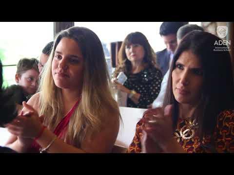 Graduación Executive MBA 2017 | Paraguay | ADEN Business School
