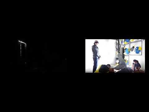 Whose Sky is higher? - Khaled Kaddal & Nisrine Mansour in Palazo Mora (Venice Biennale 2017)