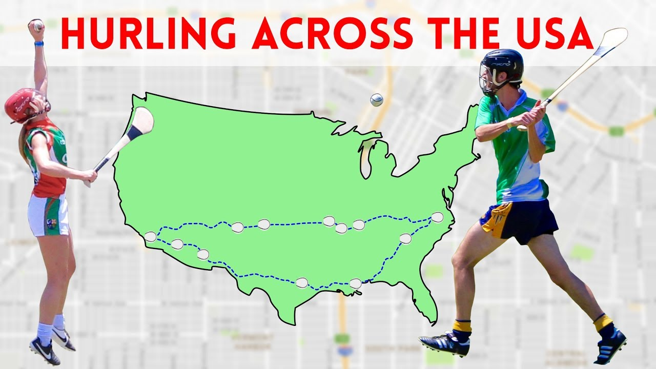 Hurling Across The USA