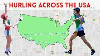 Hurling Across The USA