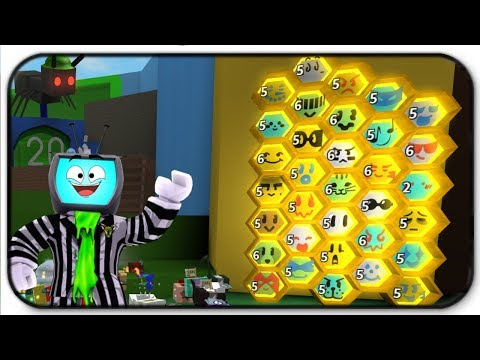 Every Gifted Bee In The Game - All 33 Bees Transformed ...