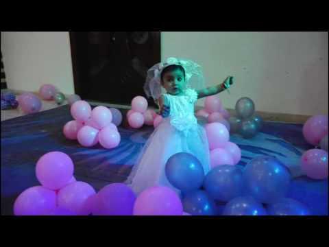 1st Birthday Samriddhi
