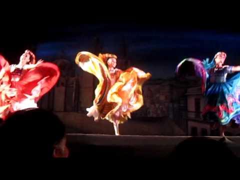 ''Michoacan'', Ballet Folklorico de Mexico de Amalia Hernandez