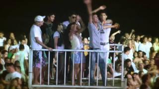 É Dia de Comemorar - videoclipe Biquini Cavadão