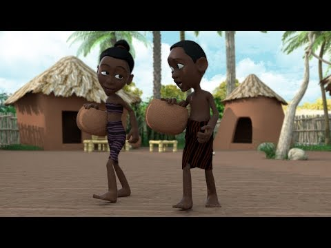 EZE GOES TO SCHOOL 3D ANIMATION