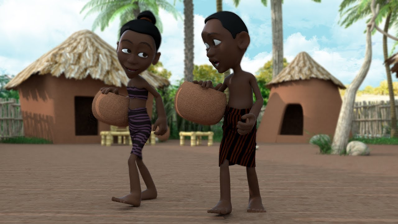 Download EZE GOES TO SCHOOL 3D ANIMATION