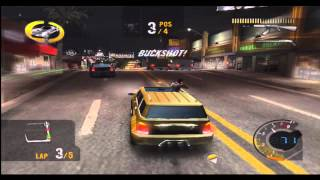 Lets Play 187 Ride Or Die. Part 3 (PS2) HD - BIG PIMPIN