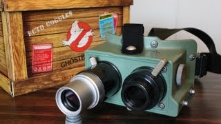 Mattel Ghostbusters Ecto Goggles review