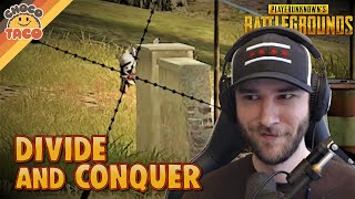 chocoTaco, Viss, and Halifax Divide and Conquer - PUBG Gamelay