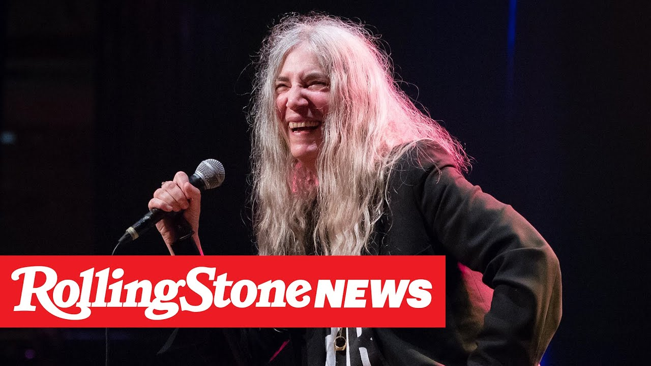 Patti Smith to Perform Annual Birthday Show as a Livestream | RS News 12/9/20