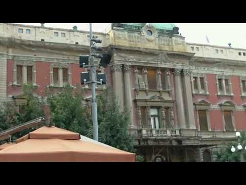 Belgrade capital city of Serbia part 1 HD