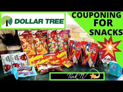 💰🌳💲 DOLLAR TREE |COUPONING 4 SNACKS| DOLLAR TREE SNACK HAUL🤑SNACKS       FOR THE FAMILY| DOLLAR TREE