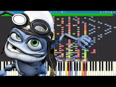 Epic Piano Cover Remix - Crazy Frog - AXEL F