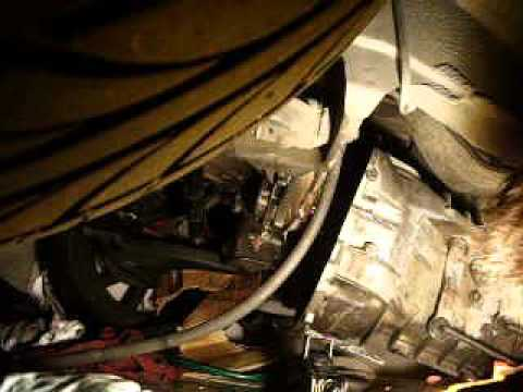 Mercedes 190e M111 manual install 2