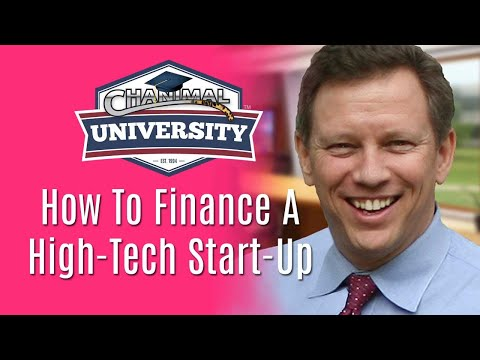 How To Finance a High-Tech Start-Up