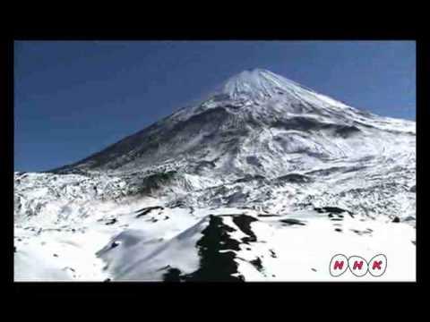 Volcanoes of Kamchatka (UNESCO/NHK)