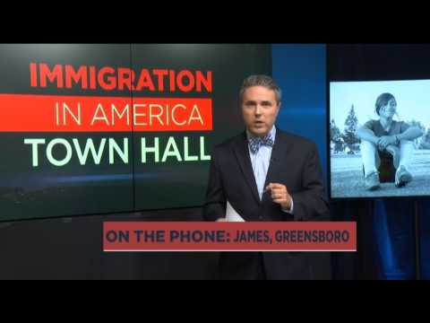 "Spectrum News RTDNAC News Special ""Immigration Town Hall"""