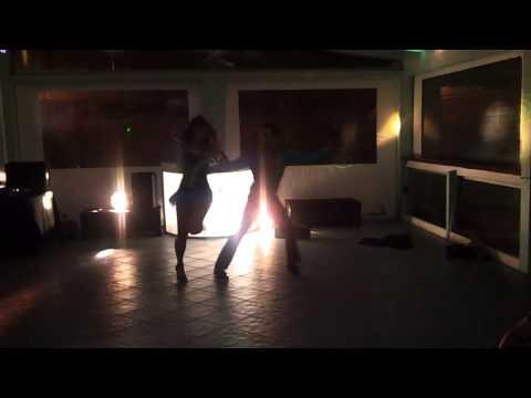 American anni '90 Show *Star Dance Pescara* Mattia&Nansy - Latin Christmas 2013