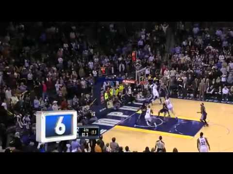 Top Ten Plays - Febrero - NBA.