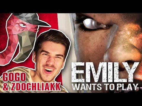EMILY WANTS TO PLAY │HORROR │GOGO & ZDOCHLIAKK